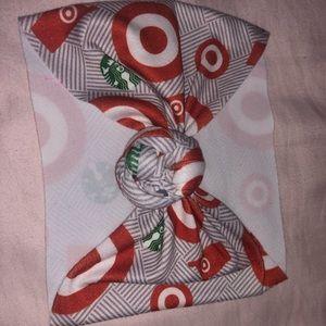 Target top knot! ❤️